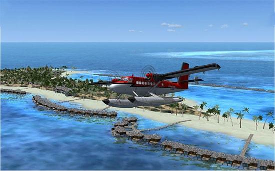 Aerosoft Maldivas
